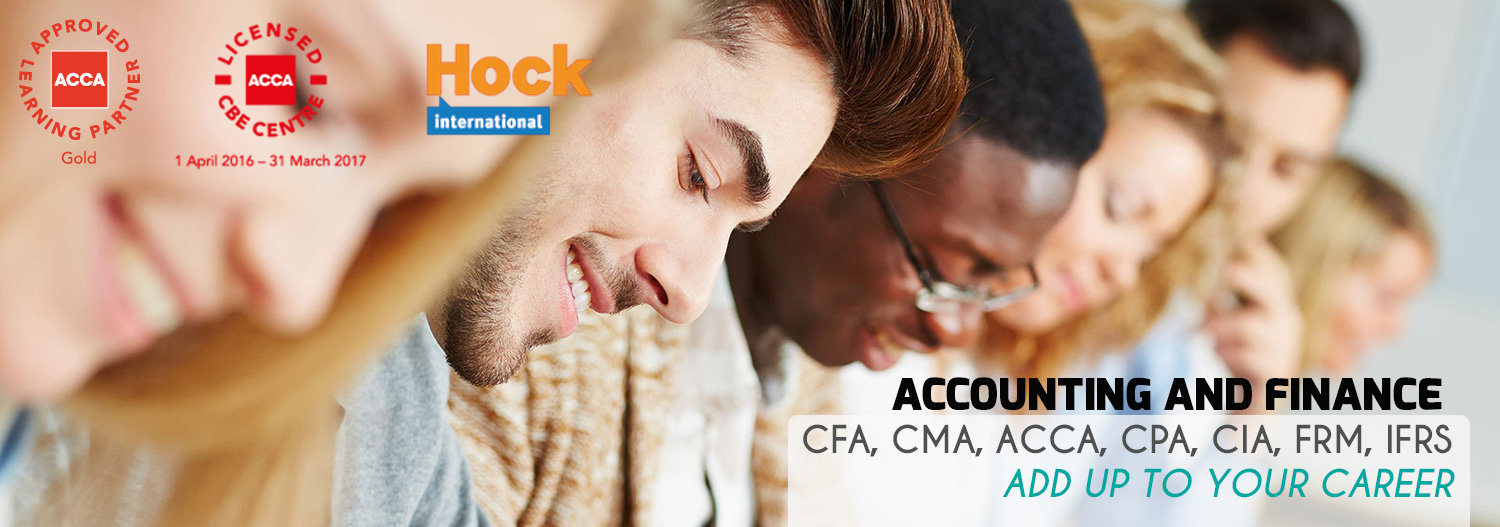 Accounting and Finanace Courses